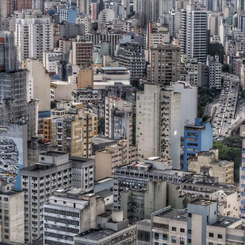 Ciudad sin naturaleza